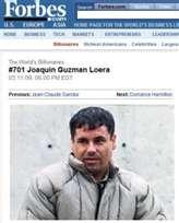 """Joaquin Guzman, alias """"El Chapo 1"""