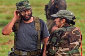 New leader for FARC