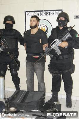 Rojo Sanchez arrested!