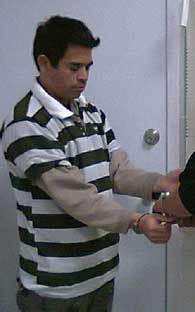 Julian Zapata Espinoza accused in Jaime Zapata Murder