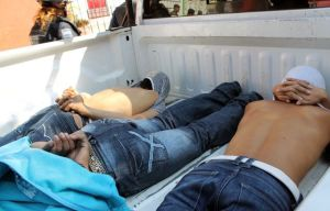 Six Kidnappers arrested Mexico City