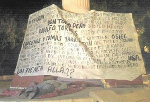 Banner left Colonia Madero