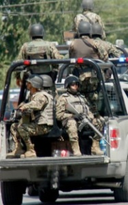 U.S. Troops on Mexican Territory!