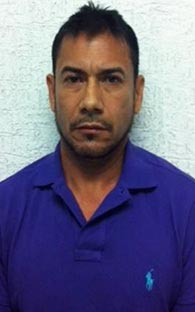 Mancinas Fidel Franco, alias Fidel , suspected of the Pacific cartel in Sonora