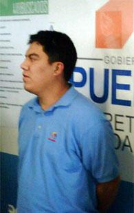 Carrasco Victor Hugo Espinosa, alias 'El Gato' arrested