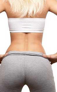 Intelligence reflect women's hips