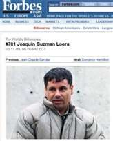 "DEA in search of-Joaquin Guzman, alias ""El Chapo"