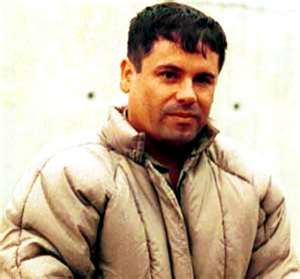 "Joaquin Guzman, alias ""El Chapo"" No 1"