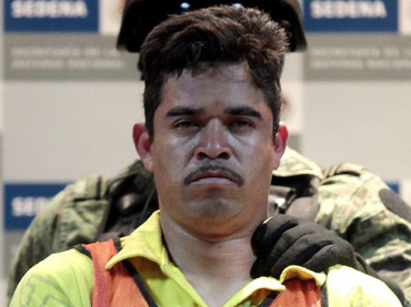 Julian Zapata Espinosa The Tweety, alleged murderer of U.S. agent, Jaime Zapata.