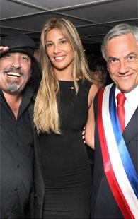 President Sebastián Piñera's, brother accused of violence and drug use