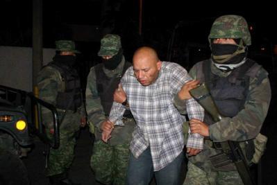 El Shaka apprehended with 1/2 ton of Marijuana