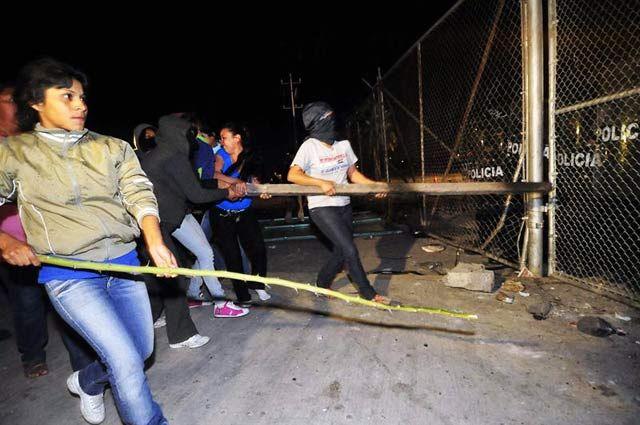 Riots at Apodaca, Nuevo Leon