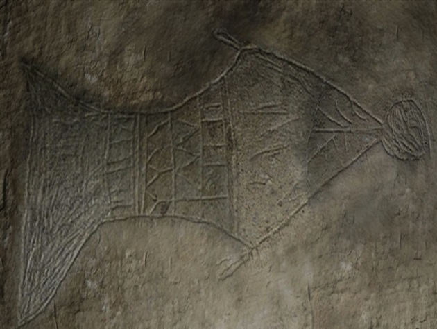 Investigators may have discovered earliest evidence of Christian iconography in Jerusalem
