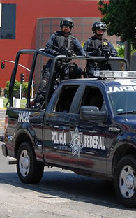 Thirteen suspected criminal gangs members were killed in Nuevo Laredo