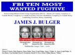 The ten most wanted list of fugitives announced by FBI