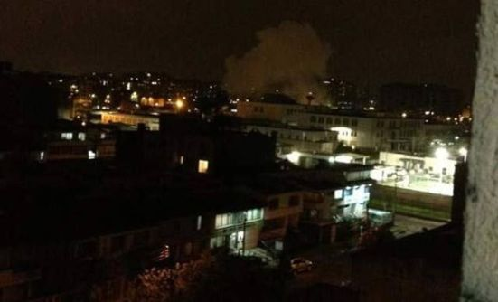 Two bombs explode near U.S. Embassy in Colombia