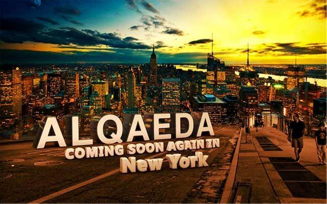 Al Qaeda claims to return to New York soon