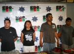 Former  police officer arrested with a band of drug traffickers in Guadalupe