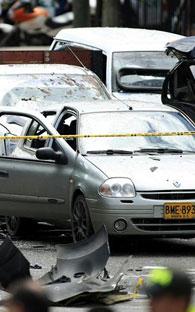 Mexican government condemns terrorist attack in Bogota