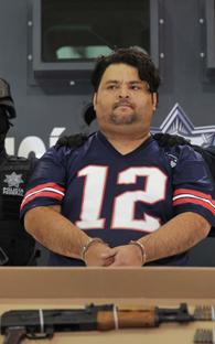 FBI claims that El Gordo was lieutenant of the Arellano Felix cartel