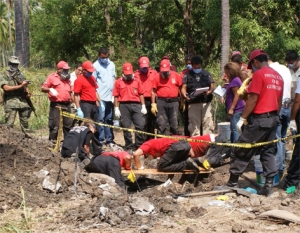 Mexico – more mass graves found in China, Nuevo Leon