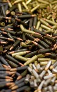 American accused of smuggling bullets from United States to Mexico