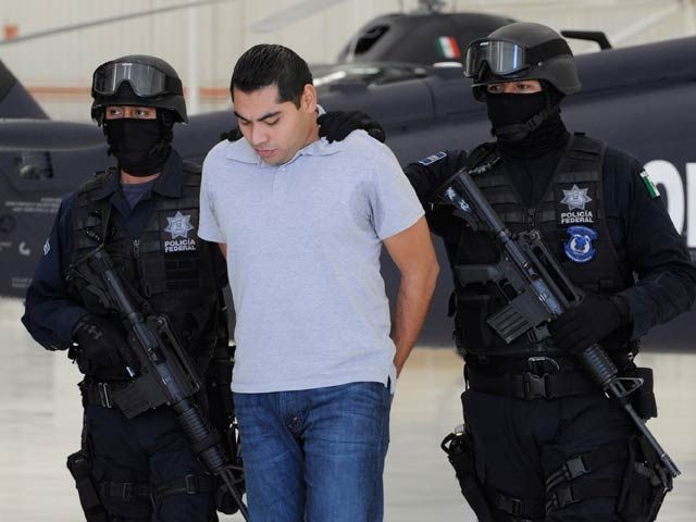 Leon Felipe Lugo arrested for murder of three federal agents at AICM