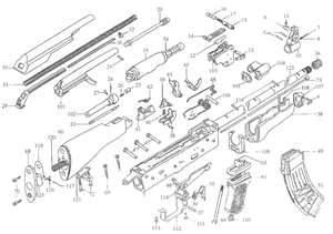 2013 08 01 archive together with 340673 besides Mexican Cartels Buy Gun Parts In Us Not Controlled By Gun Laws together with Pagina15 furthermore M1 Garand Blueprint Pdf. on ar 15 exploded diagram