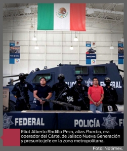 Jalisco Cartel leader of New Generation captured