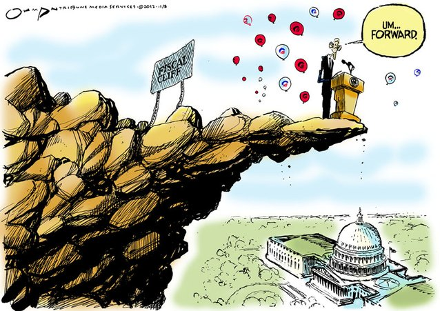 fiscal cliff forward