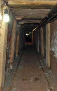 Narco tunnel in California eith arrested
