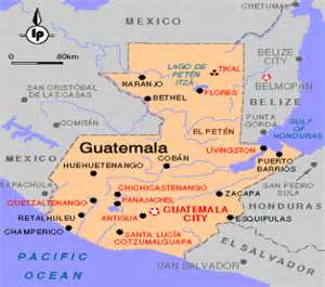 Mexican and Guatemalan armies to fight crime on the Border