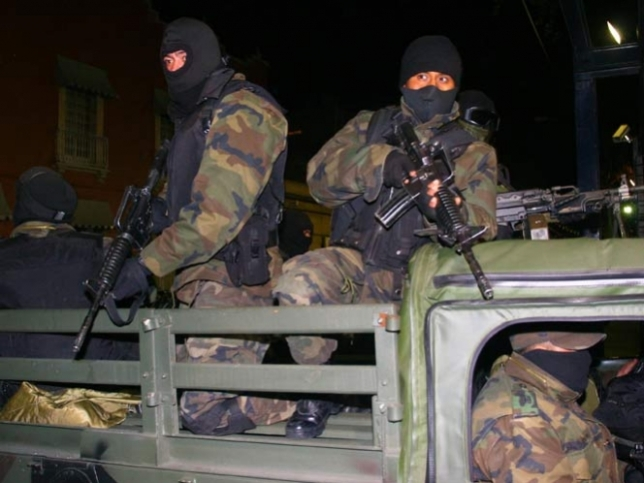 Jonathan Salas Aviles was captured Saturday in Sinaloa for a federal forces operating in the receivership of Quilá, Culiacán