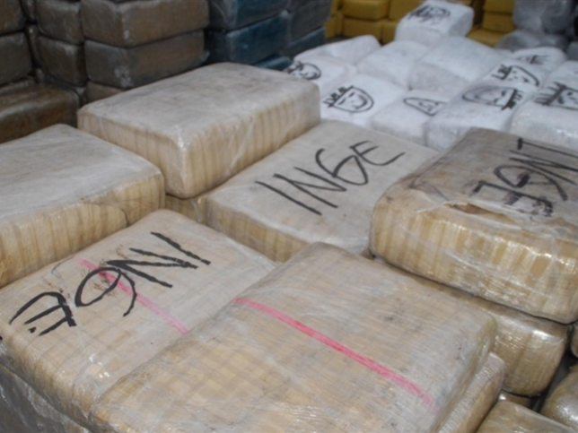 four tonnes of drugs located