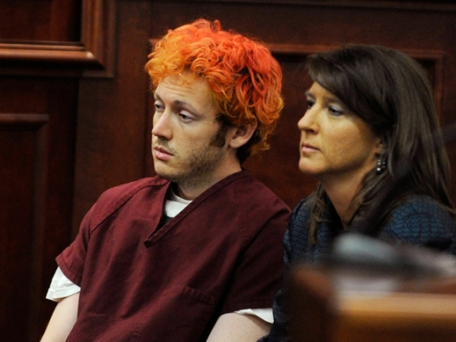 Colorado accused mass-murderer back in court!