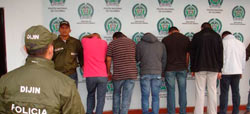 Money Laundering suspects (19) detained by U.S. Federal Authorities