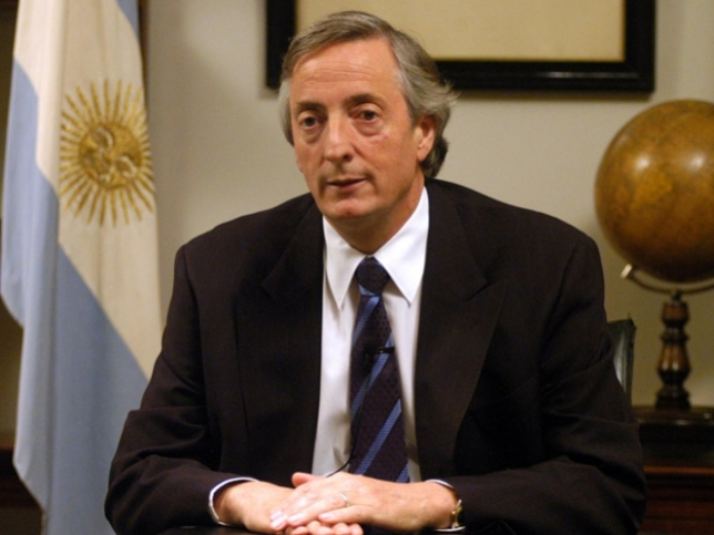 Former Argentinas President