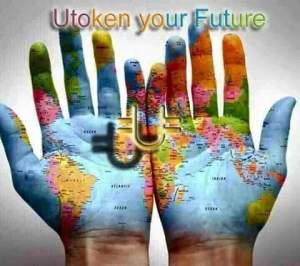 UTOKEN your Future!